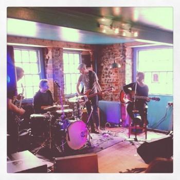 Playing at The Fishbowl