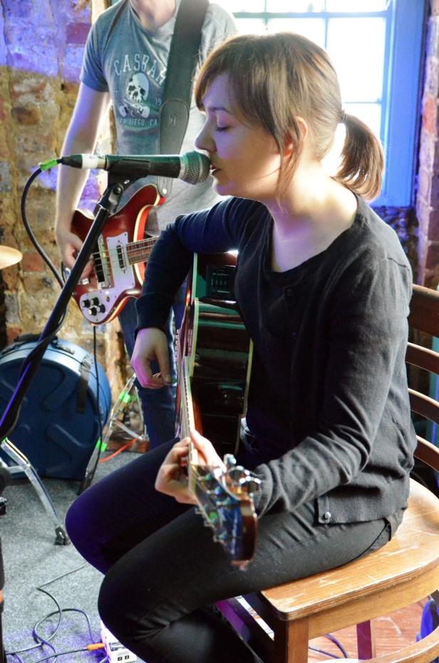 Tina at The Fishbowl
